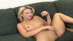 Shane Diesel Stretches Out A Smokin' Sensual Blonde As Only Blackzilla Can!!